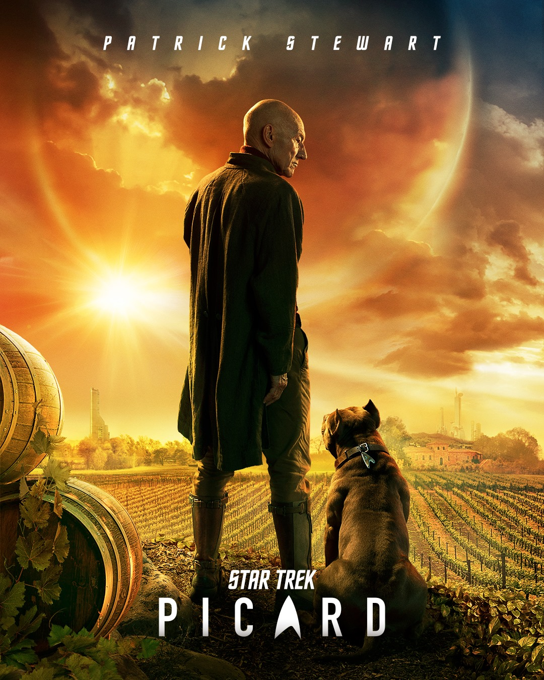Star Trek Picard first poster
