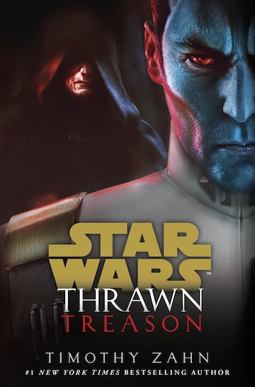 Blog Post Featured Image - io9 Reveals the First Look at the New Star Wars Book Thrawn: Treason
