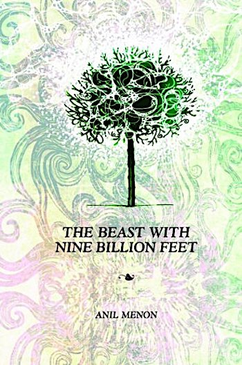 The Beast With Nine Billion Feet, cover