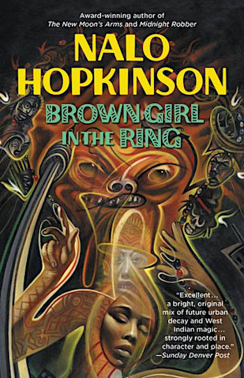 Blog Post Featured Image - It's No Game: Brown Girl in the Ring by Nalo Hopkinson
