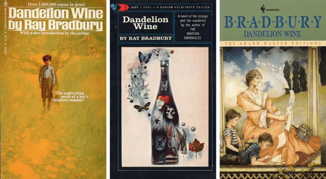 Capturing Summer: Dandelion Wine by Ray Bradbury