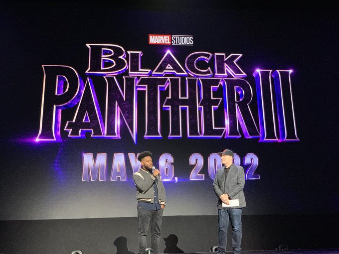 Blog Post Featured Image - Marvel Studios Reveals Black Panther 2, Eternals, and Black Widow Details at D23