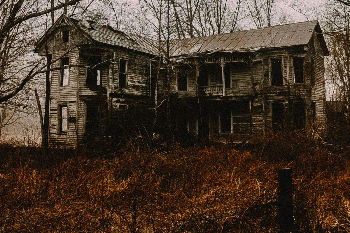 Five Haunted House Books Written By Women