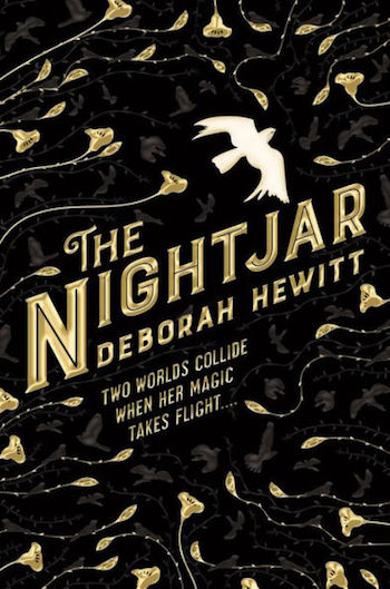 The Nightjar, cover