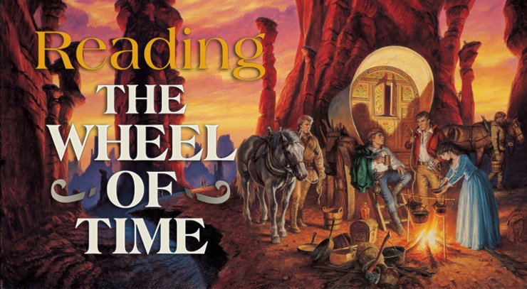 Reading The Wheel of Time on Tor.com: The Shadow Rising