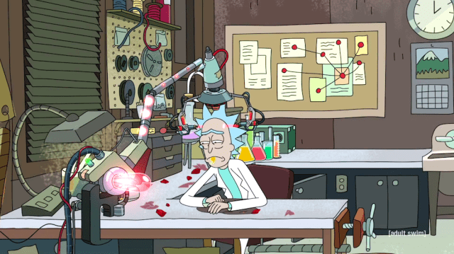 Rick and Morty and Nihilism: Why We Embrace A Show That Cares About Nothing