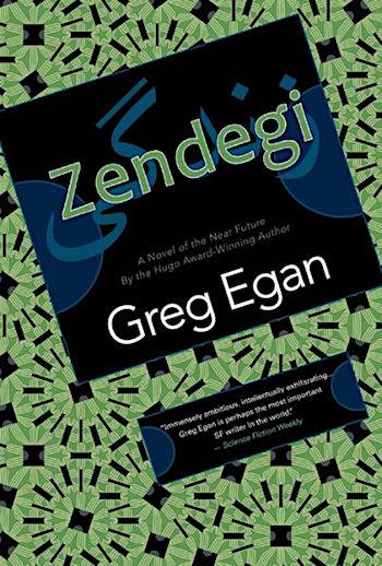Zendegi, cover