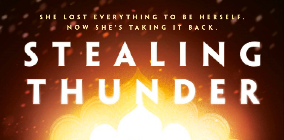 Revealing the Cover for Alina Boyden's Stealing Thunder — Plus Read Chapter One!