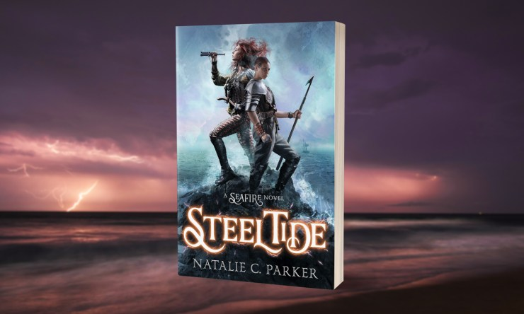 Blog Post Featured Image - Redemption, Remaking, and Revolution: Natalie C. Parker's Steel Tide