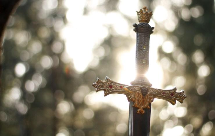 Blog Post Featured Image - Five Forgotten Swordsmen and Swordswomen of Fantasy
