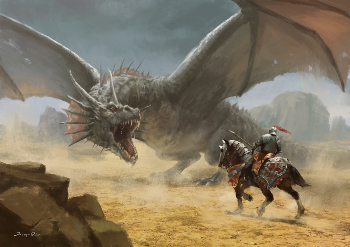 To Thwart the Mighty Dragons Fire