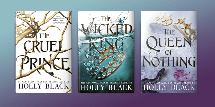 Blog Post Featured Image - Of Cruel Princes and Wicked Kings: Holly Black's The Folk of the Air Series