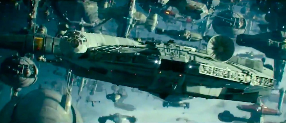 New Star Wars Rise Of Skywalker Teaser Seemingly Promises Massive Resistance Fleet Tor Com