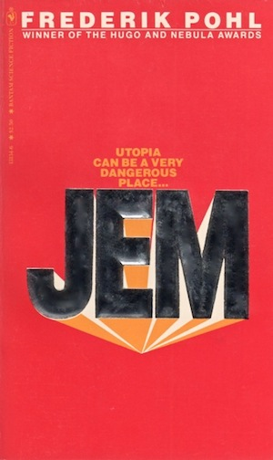 Book Cover: Jem by Frederik Pohl