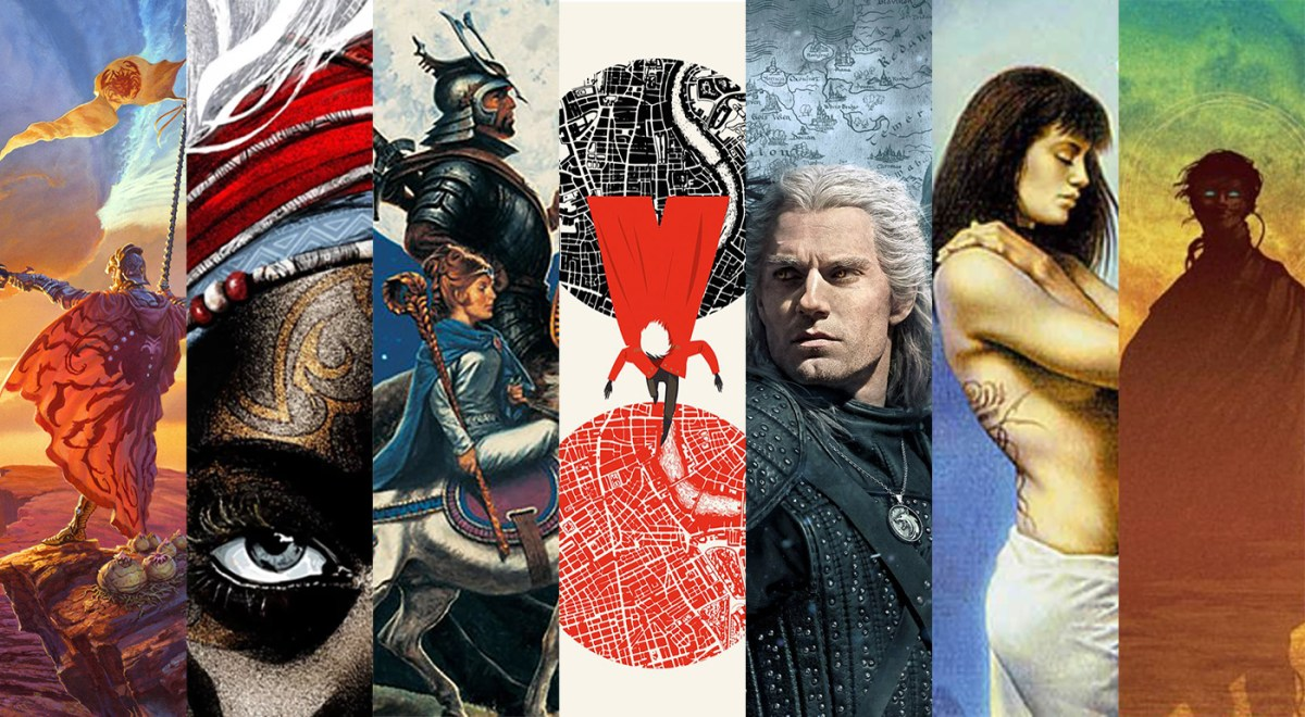 (Almost) Every Sci-Fi/Fantasy TV or Movie Adaptation in the Works Right Now