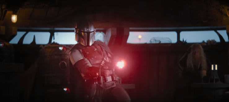 """Blog Post Featured Image - The Mandalorian """"Chapter 1"""" Gives Clues to the Empire's Atrocities After Their Defeat"""