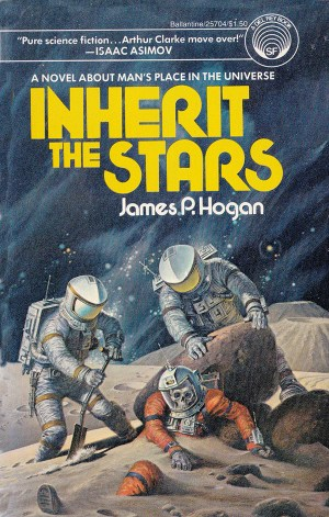 Book cover: Inherit the Stars