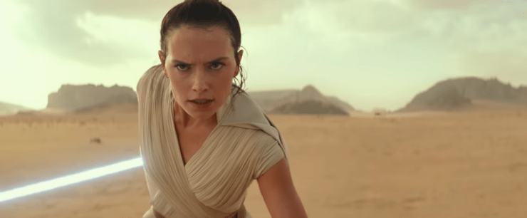 Star Wars The Rise of Skywalker plot reversals whiplash Rey Ben