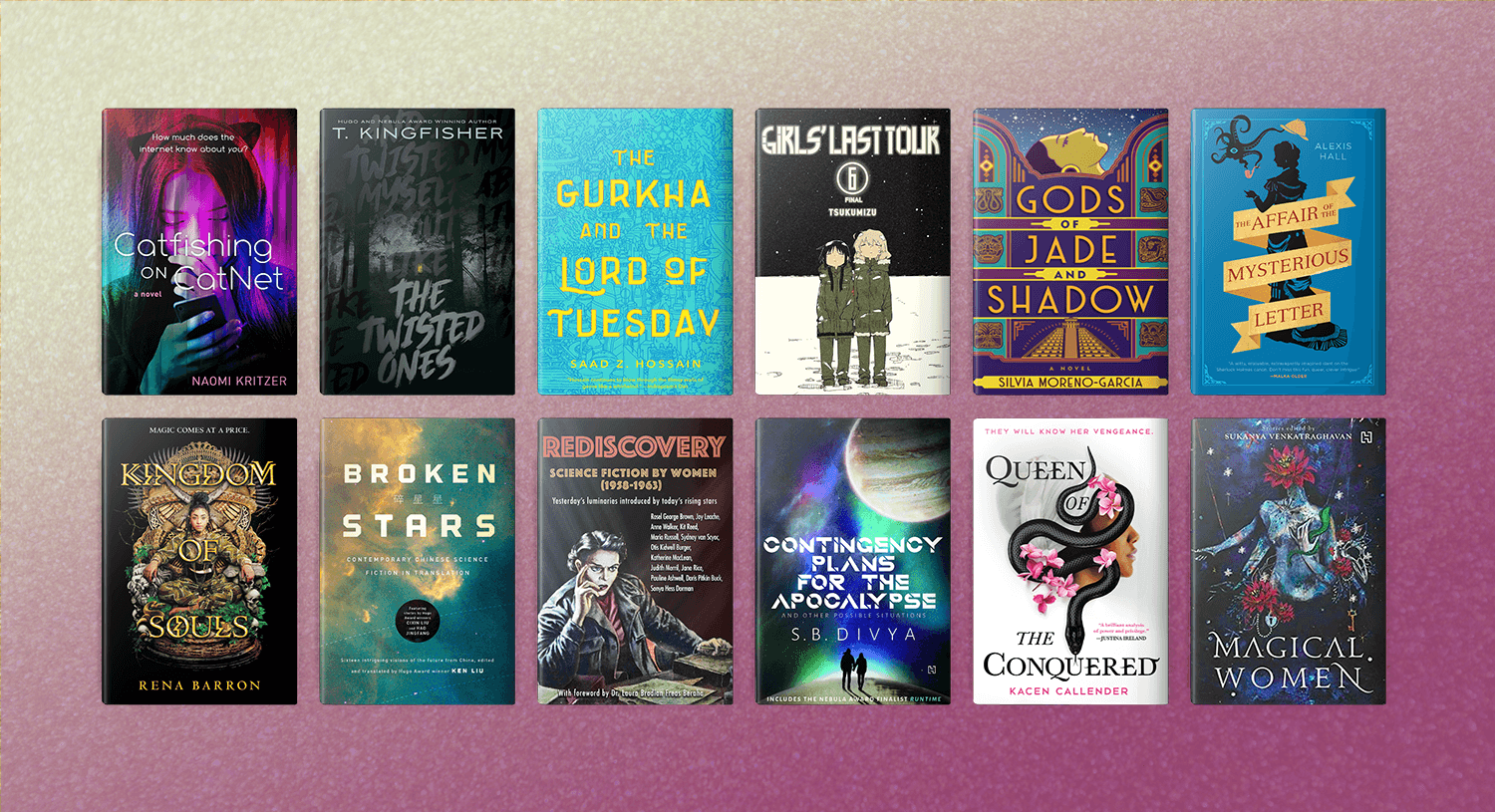 12 Excellent SFF Books You Might Have Missed in 2019