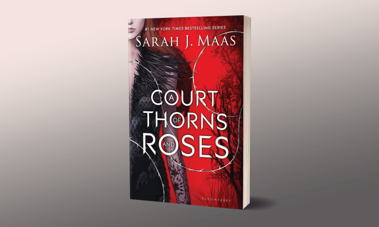 Blog Post Featured Image - No Wine, No Bargains, and Don't Trust Your Senses: Reading Sarah J. Maas's A Court of Thorns and Roses