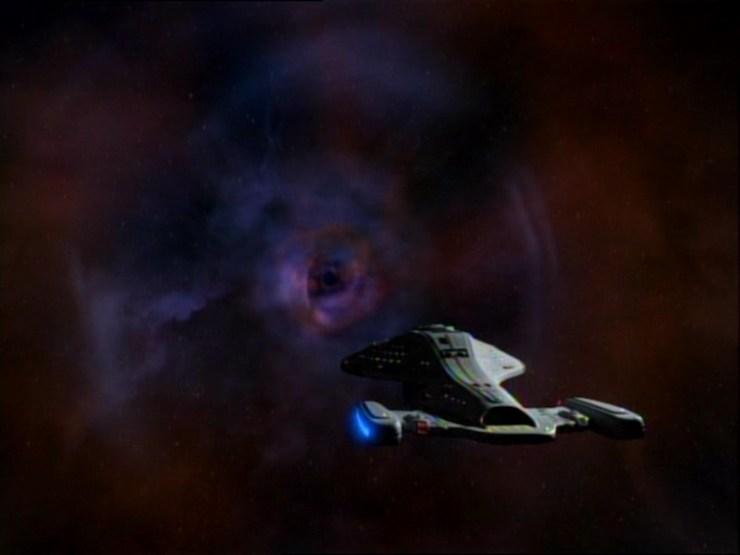 USS Voyager in Star Trek: Voyager