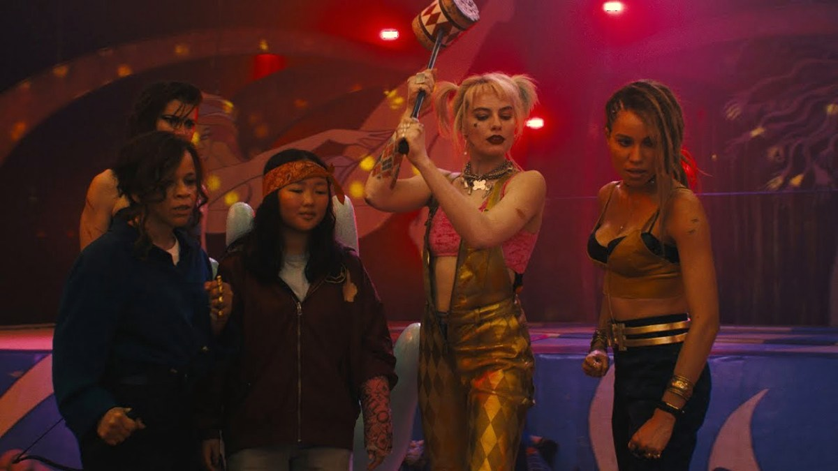 Goodbye Puddin Hello Sandwich Birds Of Prey And The Fantabulous Emancipation Of One Harley Quinn Tor Com