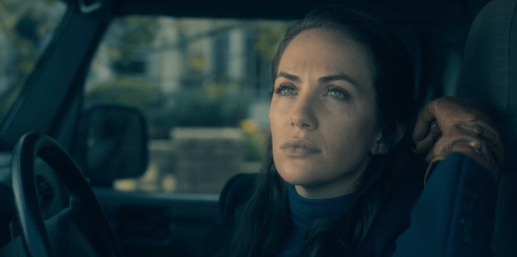 Theo (Kate Siegel) in The Haunting of Hill House (2018)