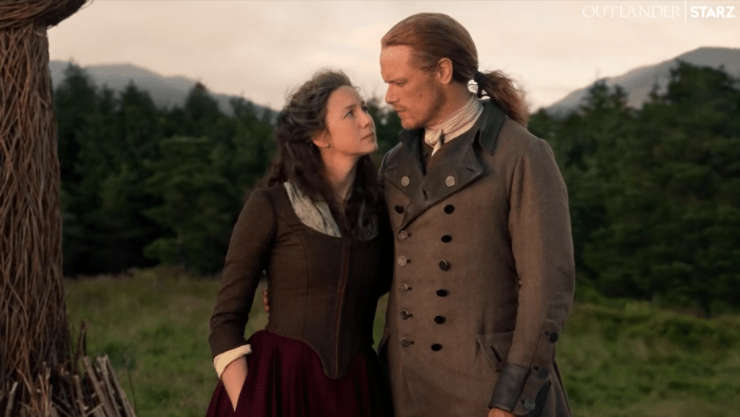 Blog Post Featured Image - Four Big Moments from the Outlander Season 5 Premiere