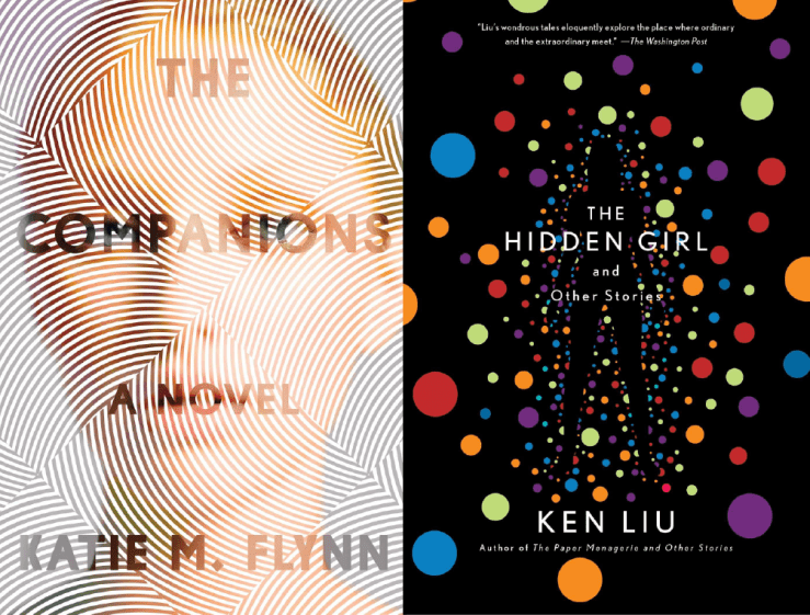 Blog Post Featured Image - Ken Liu and Katie M. Flynn Bundle Sweepstakes!