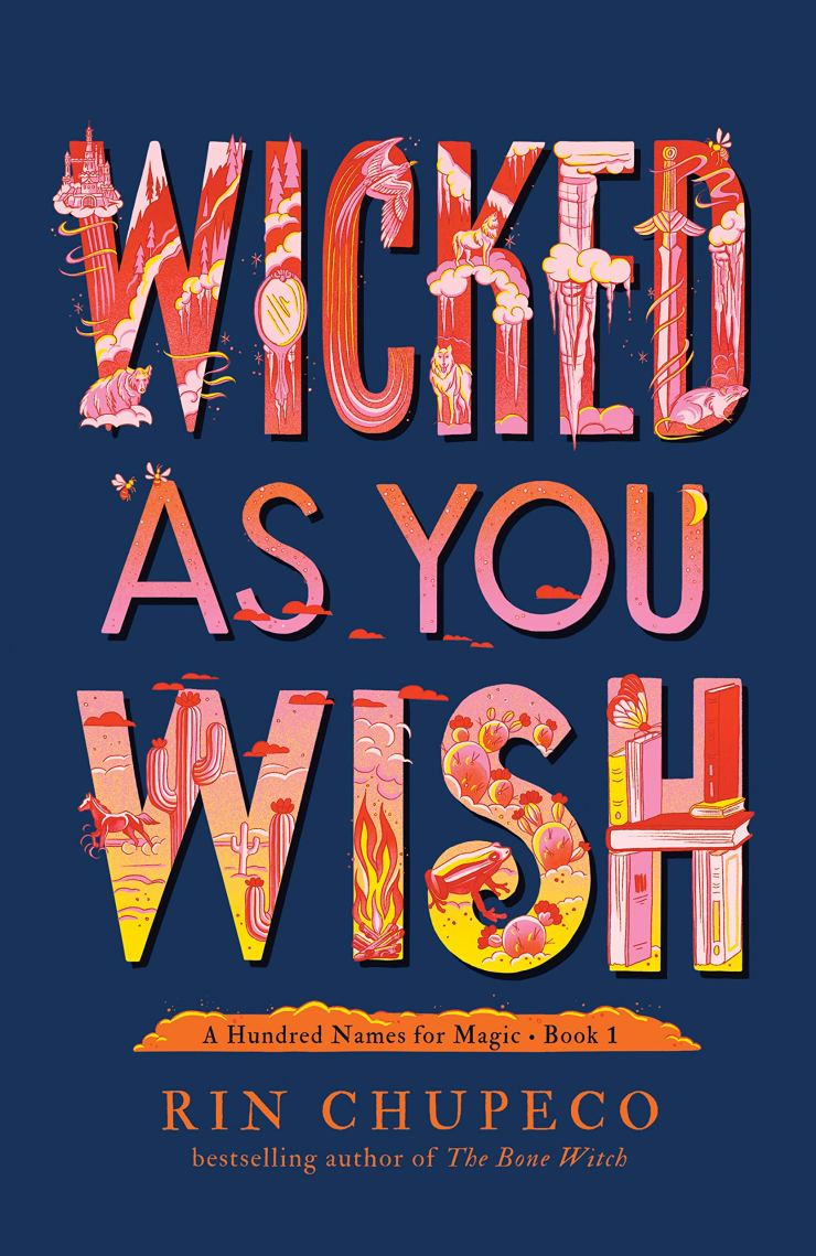 Blog Post Featured Image - Wicked As You Wish Prize Pack Sweepstakes!