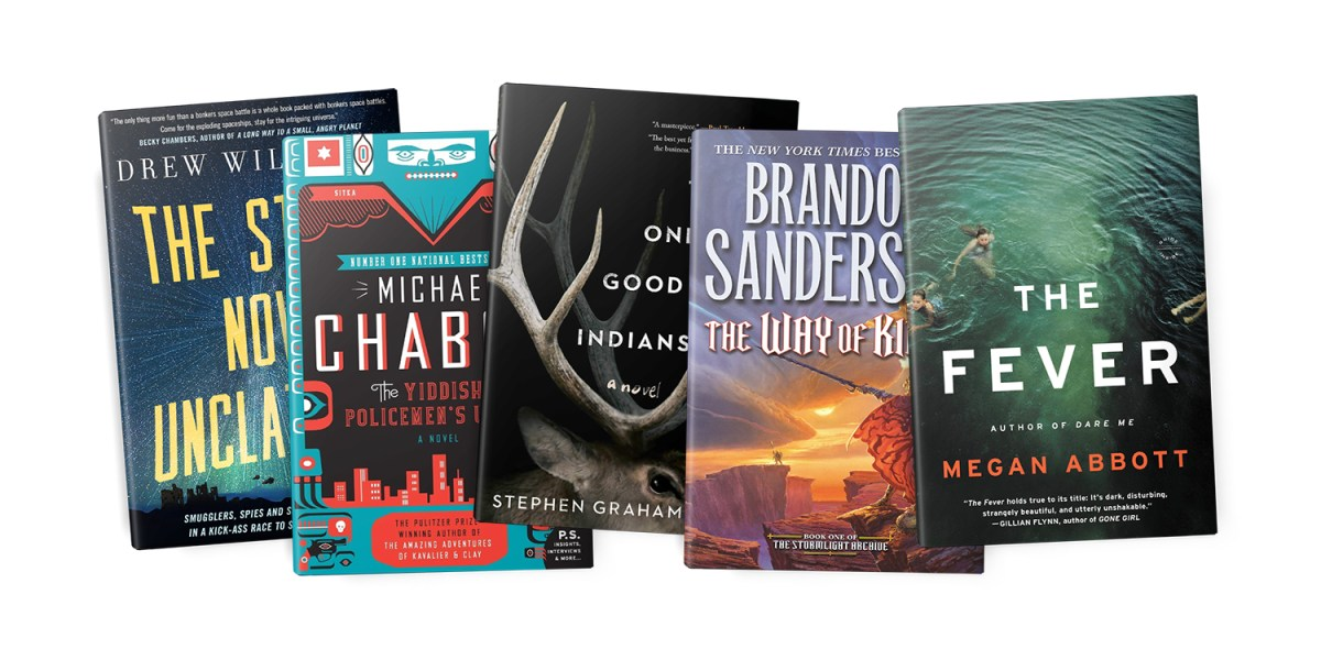 Five SFF Subgenres for Fans of True Crime