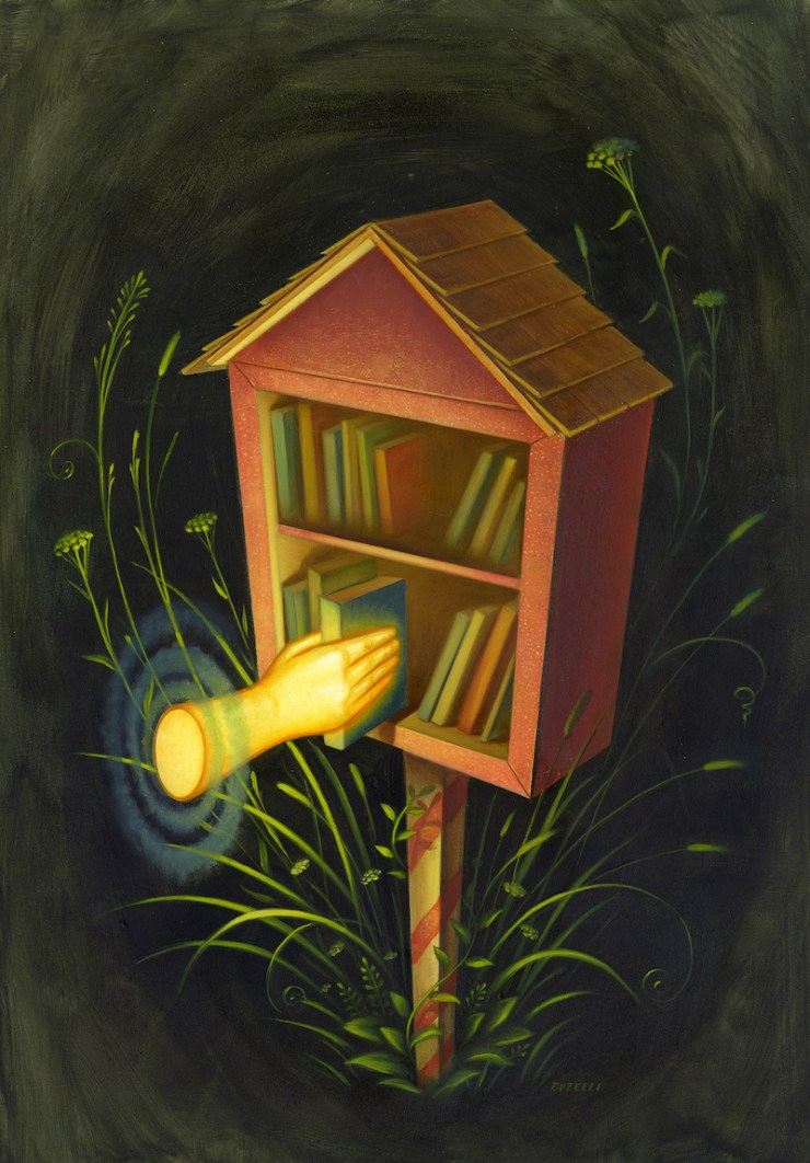 Blog Post Featured Image - Little Free Library