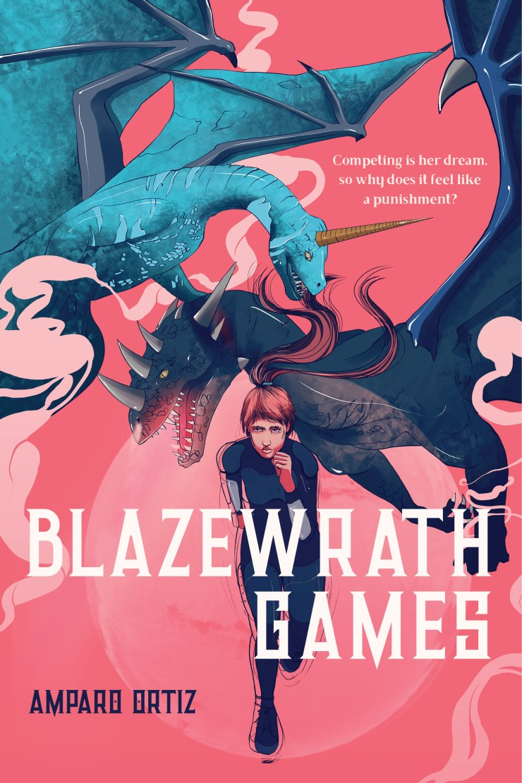 Cover art for Blazewrath Games