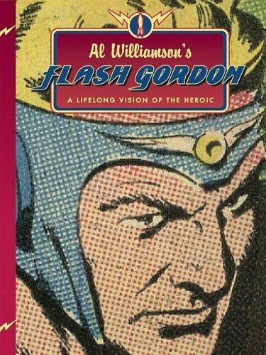 Al Williamson's Flash Gordon book cover