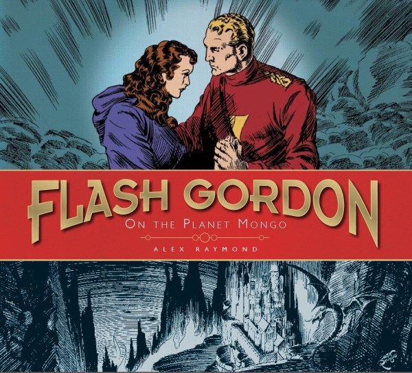 Flash Gordon on the Planet Mongo book cover