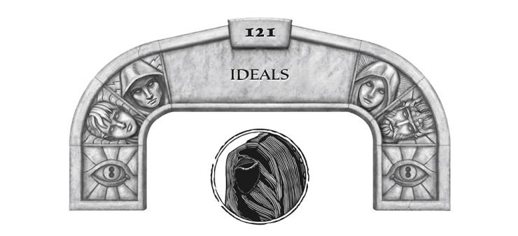 Header arch for chapter 121 of Brandon Sanderson's Oathbringer