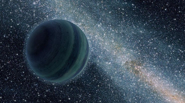Blog Post Featured Image - Far From Any Star: 5 Stories About Rogue Worlds