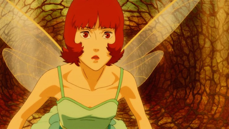 Still of Paprika as a fairy