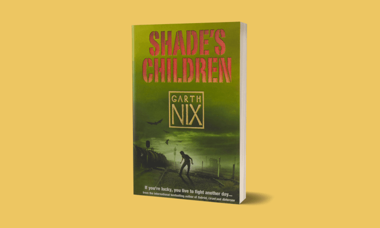 Blog Post Featured Image - Finding Love in Dystopia With Garth Nix's Shade's Children