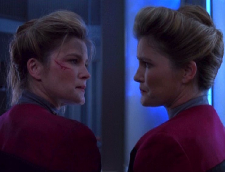 "Blog Post Featured Image - Star Trek: Voyager Rewatch: ""Deadlock"""