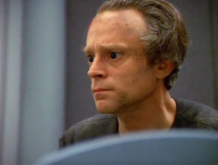 Brad Dourif in Star Trek: Voyager