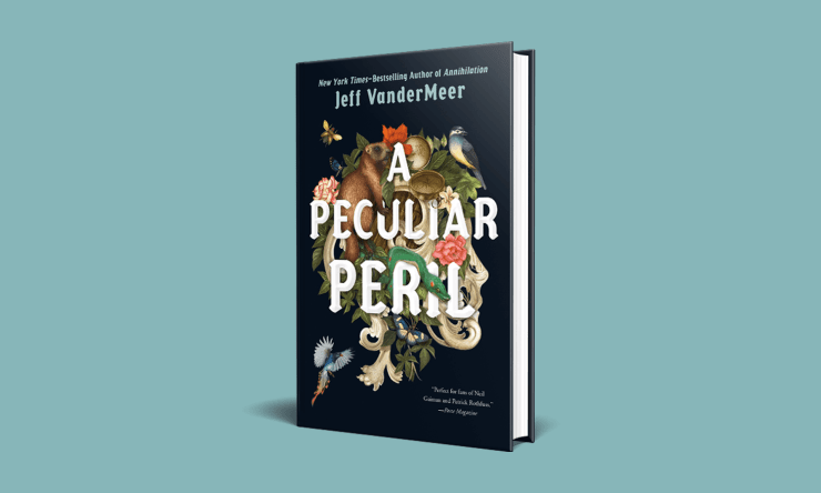 Blog Post Featured Image - Portal Doors, Talking Marmots, and Disembodied Heads: A Peculiar Peril by Jeff VanderMeer