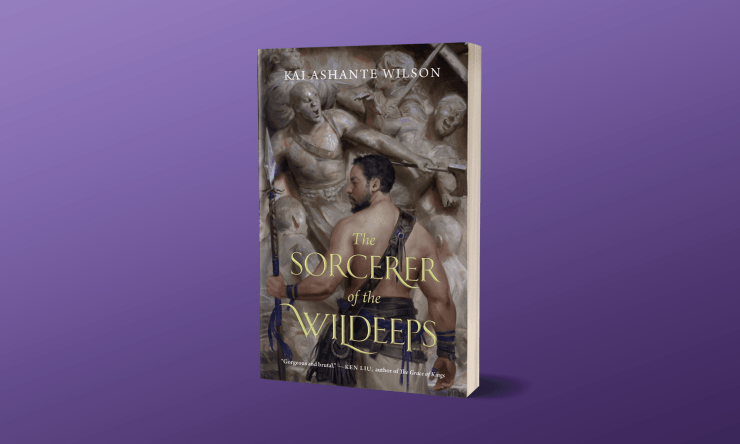 Blog Post Featured Image - Language and Code Switching in Kai Ashante Wilson's The Sorcerer of the Wildeeps