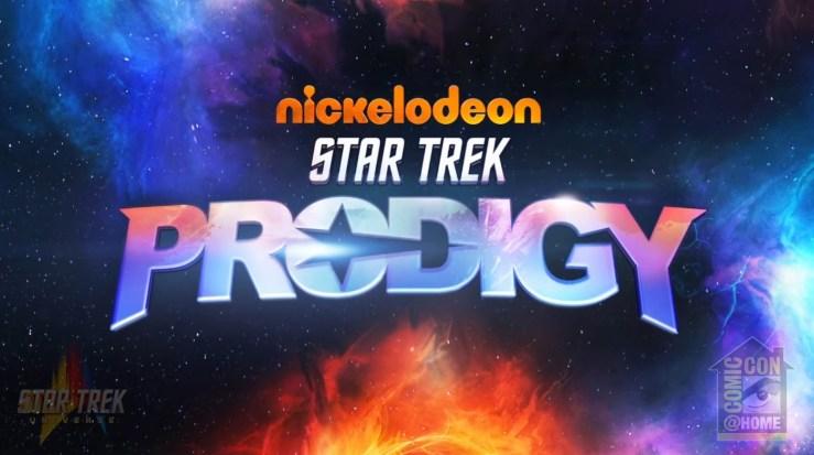 The logo of Star Trek: Prodigy