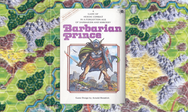 Blog Post Featured Image - Is Barbarian Prince the Supreme Achievement of Western Civilization?