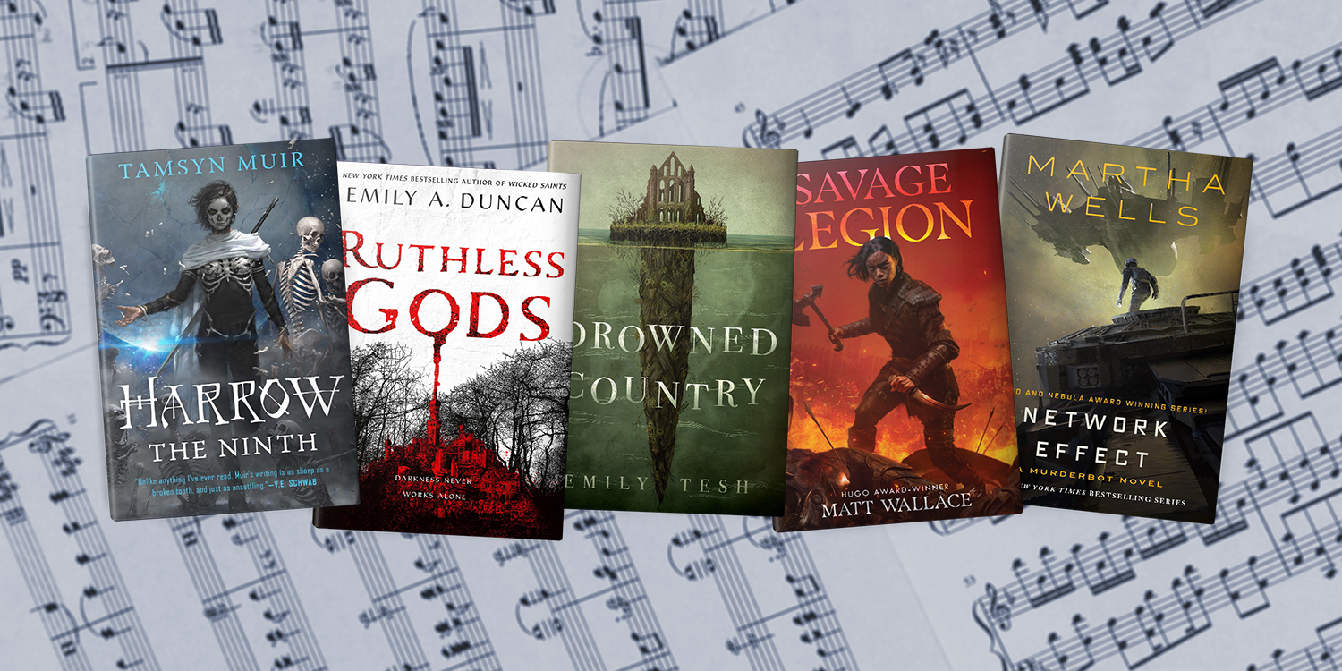 Five More Books That Deserve Awesome Soundtracks