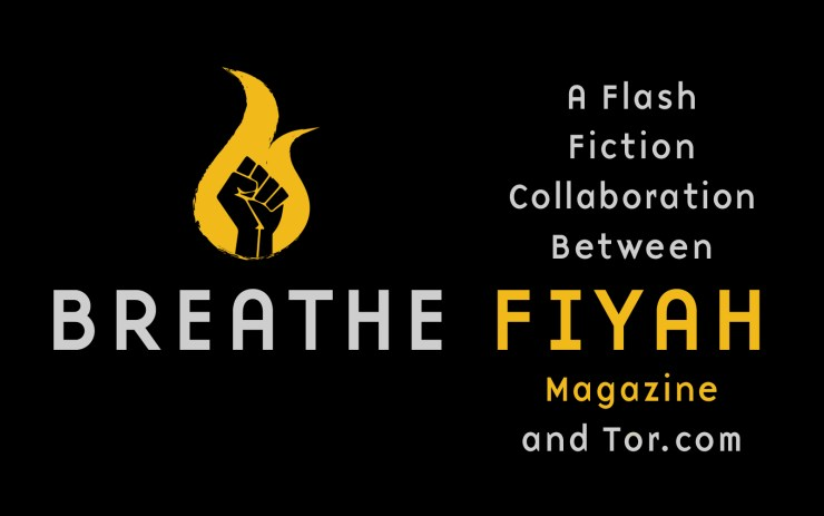 Blog Post Featured Image - Announcing Breathe FIYAH, an Online Flash Fiction Anthology