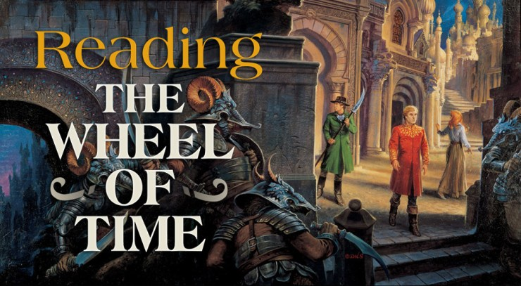 Blog Post Featured Image - Reading The Wheel of Time: Darkfriends Clash in Robert Jordan's The Fires of Heaven (Part 12)