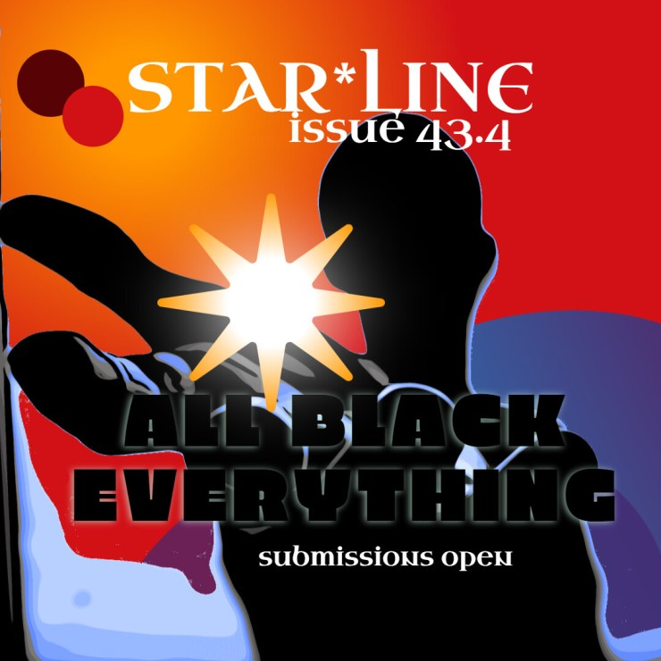 Blog Post Featured Image - Star*Line Magazine Wants Speculative Poetry from Black Authors for Historic Issue