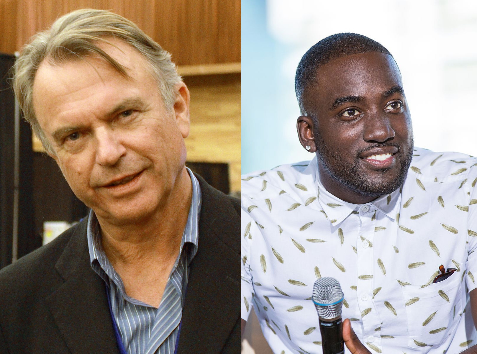 Shamier Anderson and Sam Neill Lead Cast of Apple TV+'s Sci-Fi Drama Invasion